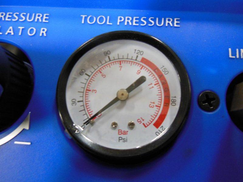 Output gauge