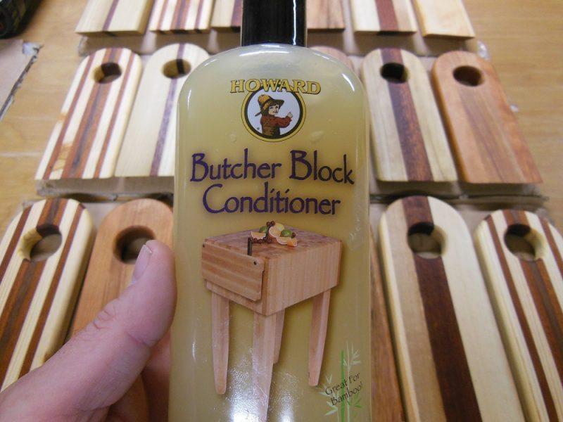 Butcher block conditioner