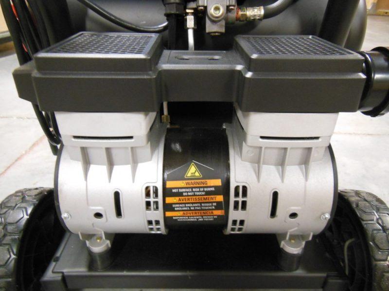 Dual compressor