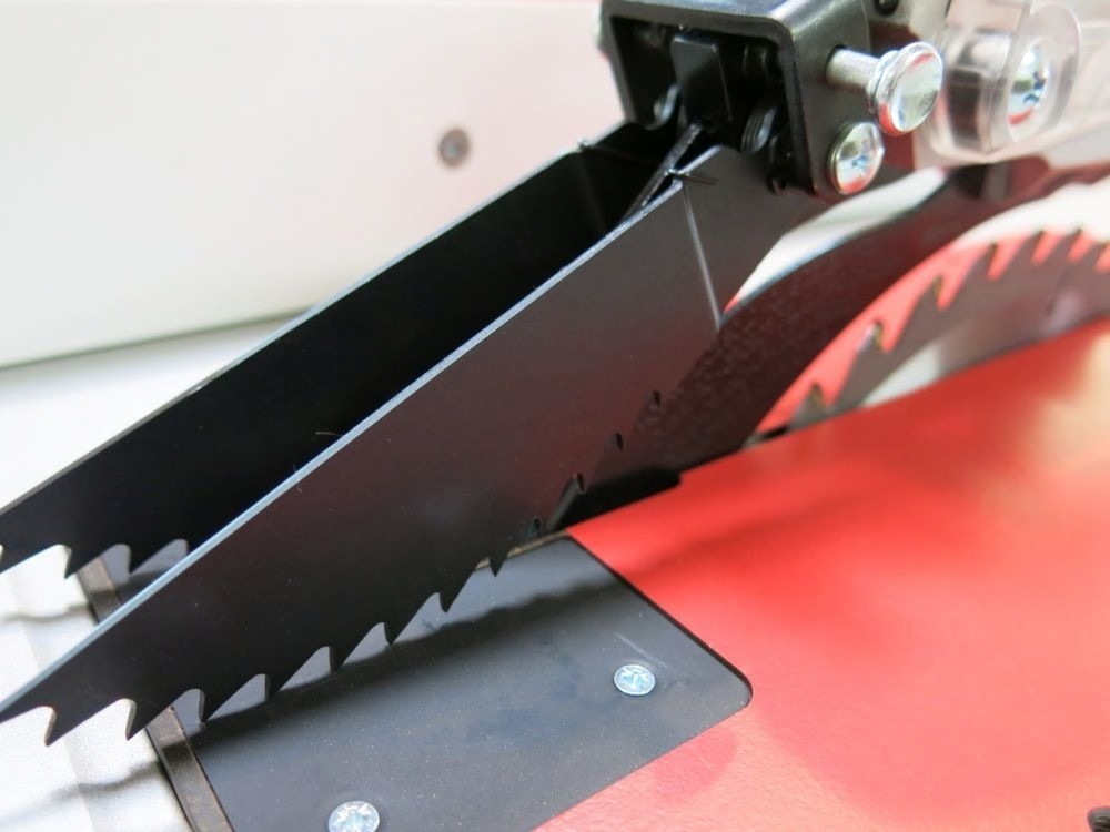 Bosch Reaxx Table Saw Review Finger Lick N Good Home