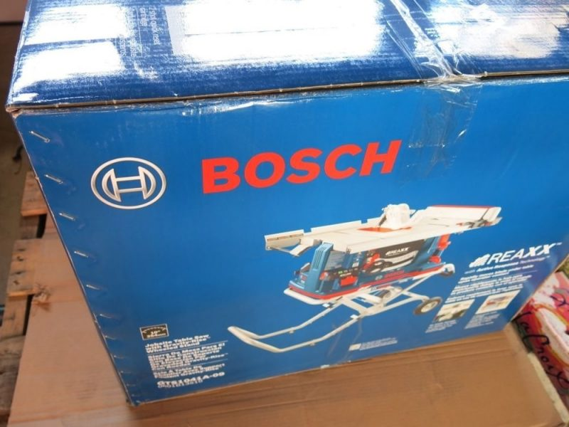 bosch reaxx box