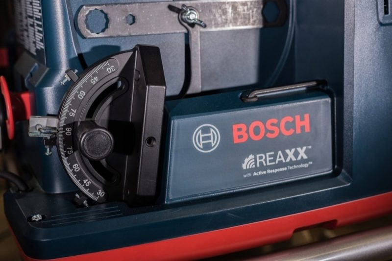 Bosch includes onboard storage for just about everything but your lumber