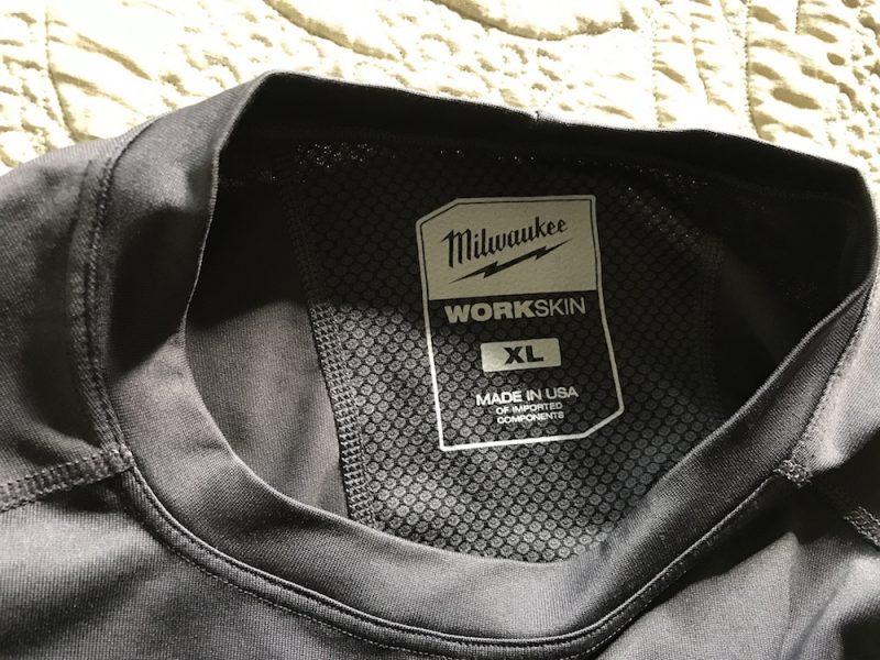 milwaukee workskin