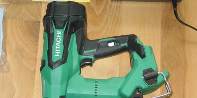 Hitachi Nails it with the New NT1865DM 16 Gauge Cordless Finish Nailer