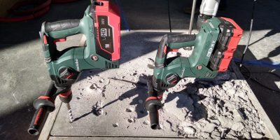 World of Concrete 2017 – The Latest Tools from DeWalt, Bosch, Makita, Hilti, Metabo & More