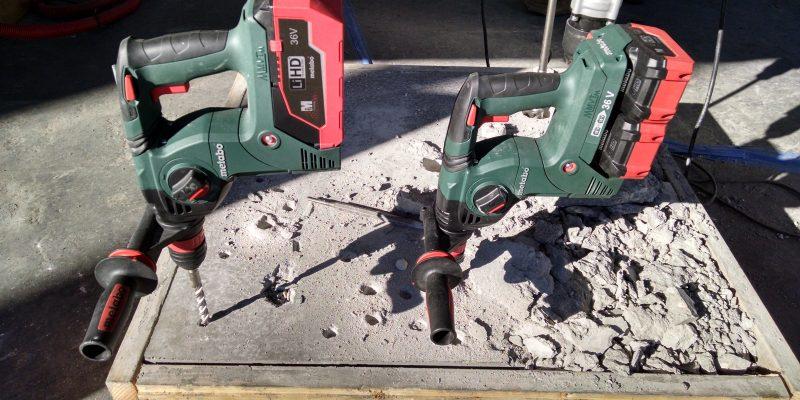 World Of Concrete 2017 The Latest Tools From Dewalt Bosch Makita Hilti