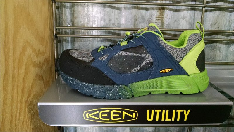 Keen Utility Raleigh safety shoes