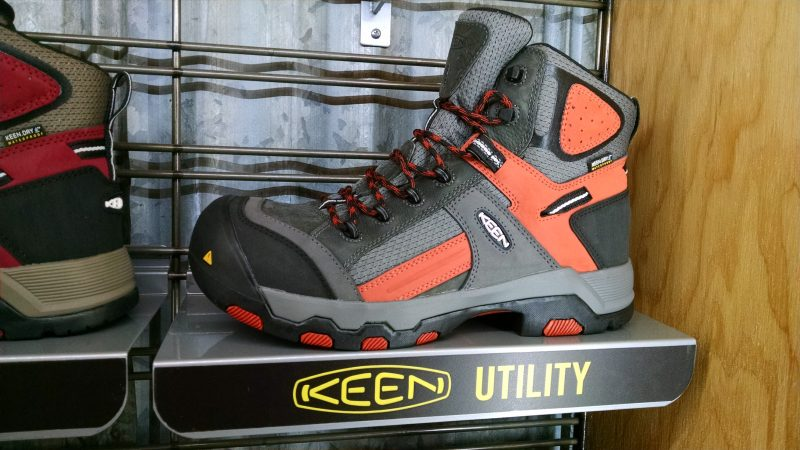 Keen Utility Davenport safety boots