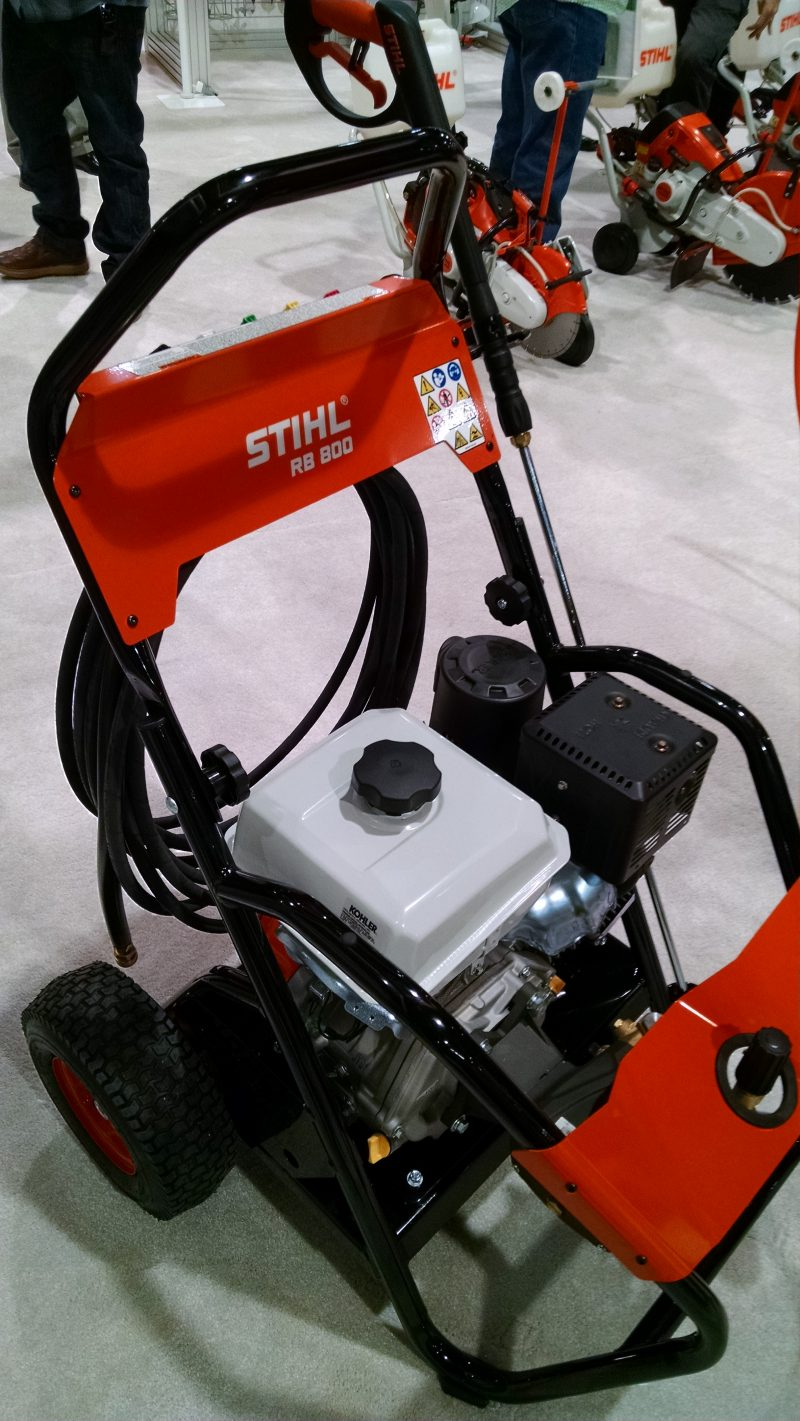 Stihl RB800 pressure washer