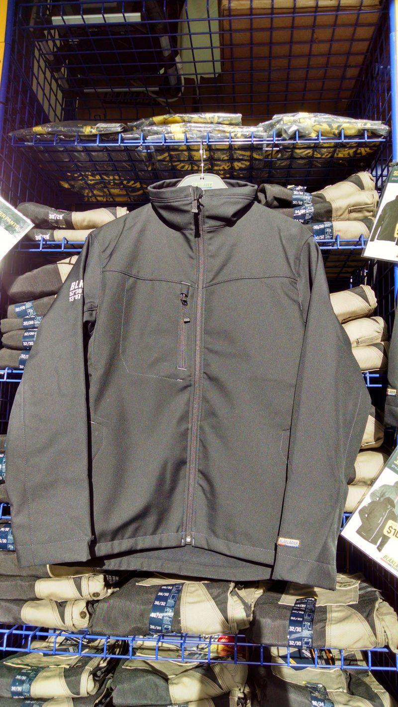 Blaklader #4957 wind and waterproof jacket