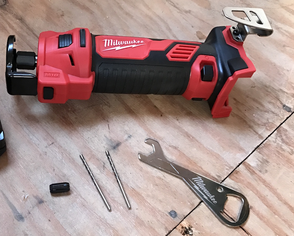 milwaukee m18 cut out tool