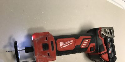 Milwaukee M18 Cut Out Tool – Cut And Run