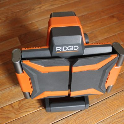 Ridgid GEN5X Folding Panel Light Review – The Story Unfolds