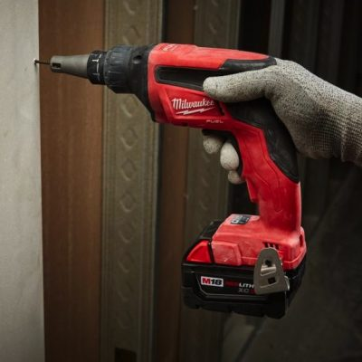 Milwaukee M18 Drywall Screw Gun Review – Quick, Quiet, Cordless