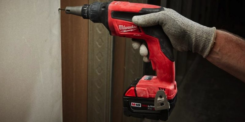 milwaukee m18 drywall screw gun review quick quiet cordless - Milwaukee Cordless Framing Nailer