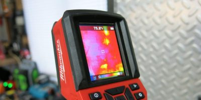 Milwaukee M12 Thermal Imager – The Next Best Thing to X-Ray Vision