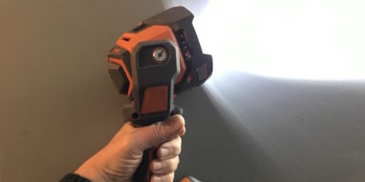 Ridgid Light Cannon Review – A Blast Of Light Where The Sun Doesn't Shine