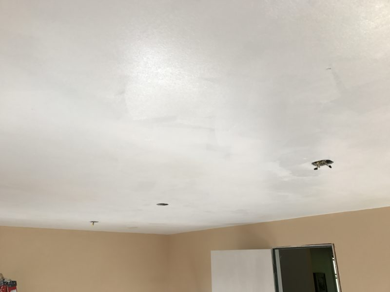 ceiling replacement