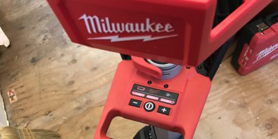 The Milwaukee Rocket M18 LED Tower Light Launches Lumens Into The Darkness