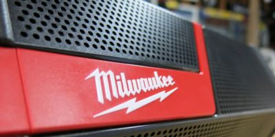 Boom Goes Your Smartphone – Milwaukee M12 M18 Wireless Jobsite Speaker