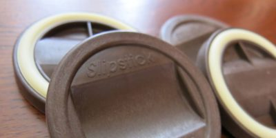 Slipstick Grippers – How to Stop Bed Frame Rolling When. . .