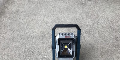 Bosch GLI18V-1900 Floodlight Review – A Small Light, A Lotta Lumens