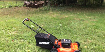 Echo 58V Lawnmower Review – Kick The Can, Skip The Rope
