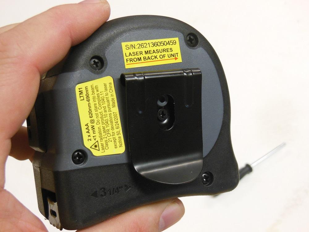 2in1 laser tape measure model ltm1 u2013 command