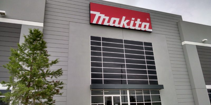 Cool New Makita Tools Showcased at Their Dallas Distribution Center