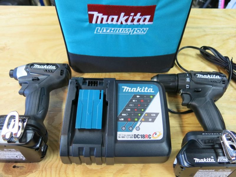 The Makita Sub-Compact CX200RB Kit