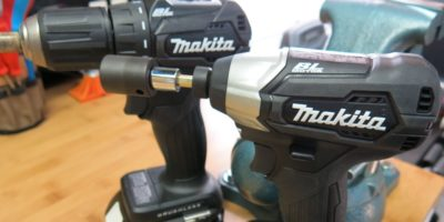 Makita Sub-Compact Drill and Impact Driver – 18v Goes Ninja