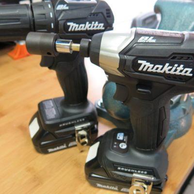 Makita Sub-Compact Drill and Impact Driver – 18v Goes Ninja