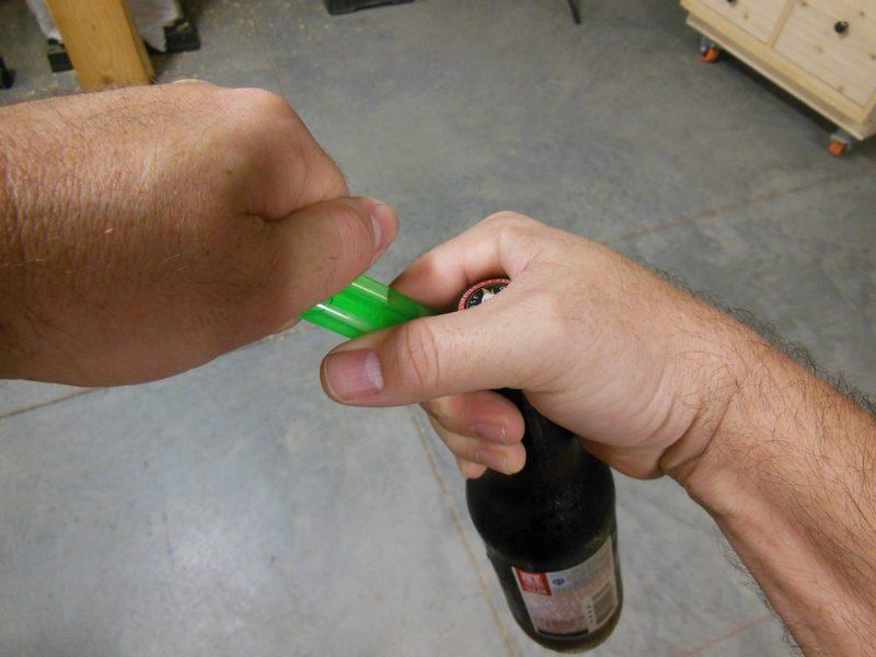 Bottle cap life hack!