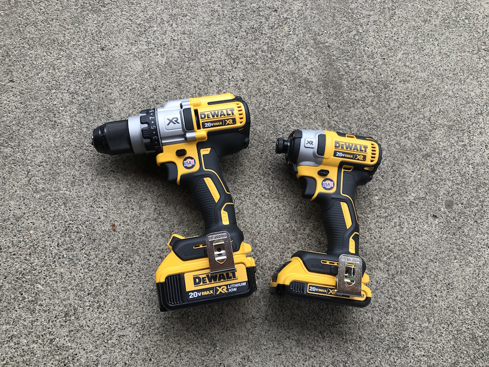 Dewalt dckts291d1m1 20v max brushless combo kit review for Dewalt 20v brushless motor