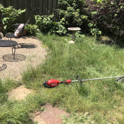 Milwaukee M18 String Trimmer Gets The Tall Grass With No Gas