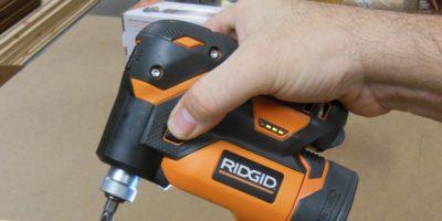 12V Palm Impact Screwdriver – RIDGID R8224K Reviewed