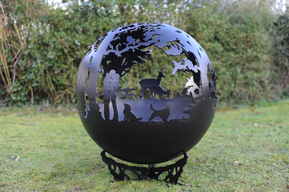 Fire Pit Globes