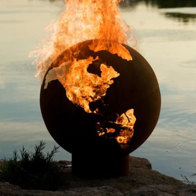 Three Amazing Firepit Artists Setting the World on Fire