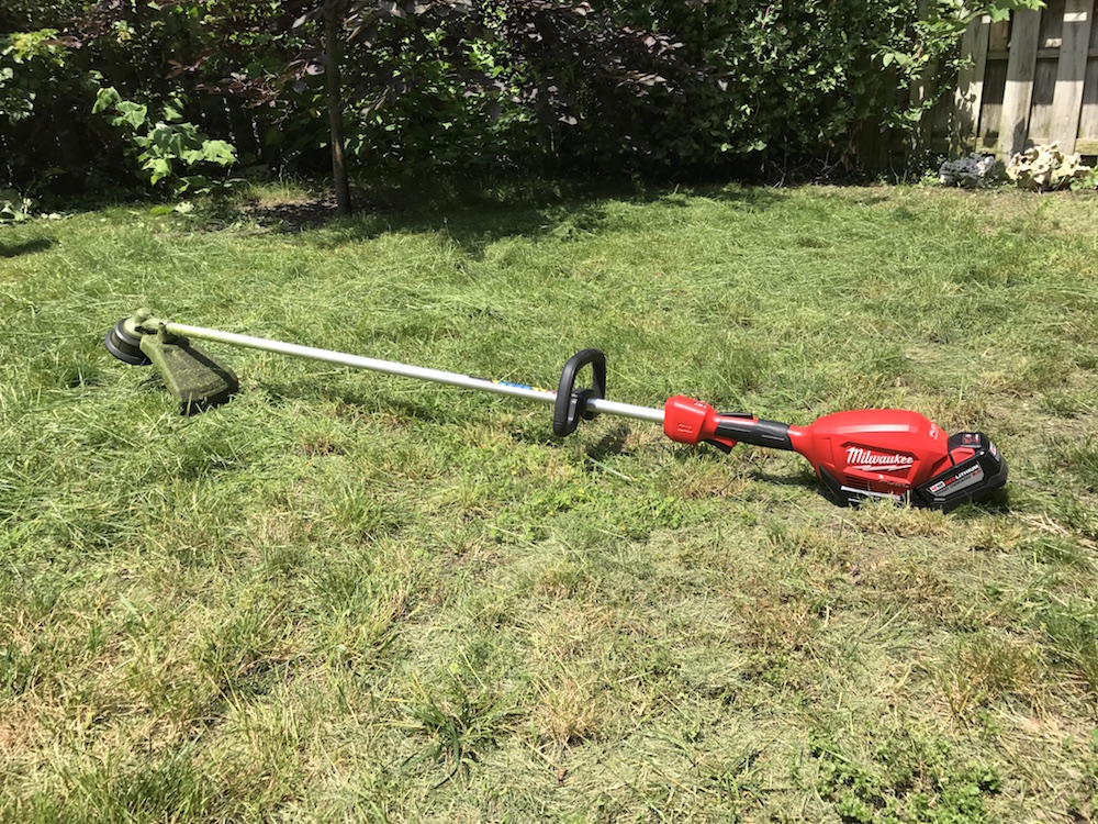 milwaukee m18 string trimmer
