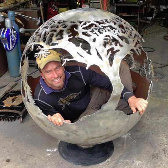 Fire Pit Globes