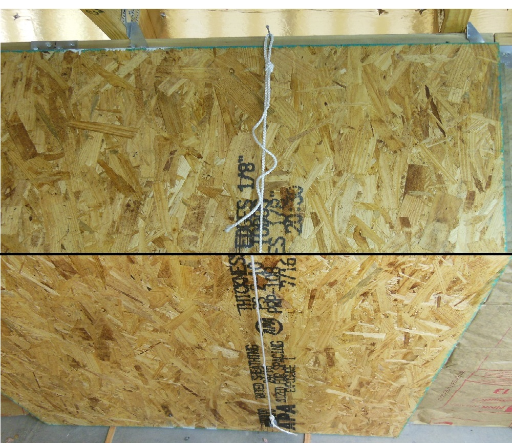 How To - Sheathing Garage Walls With Plywood and Insulate