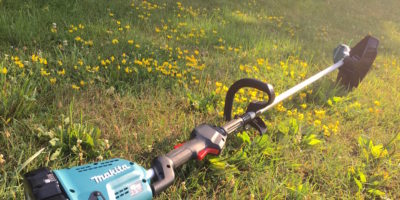 Makita Doubles Down on Outdoor Tools – The LXT X2 String Trimmer