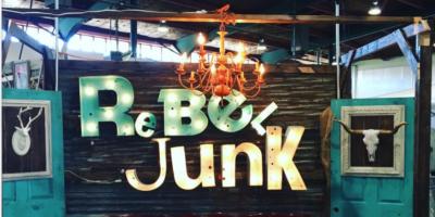 The DeRocher in Rebel Junk Vintage