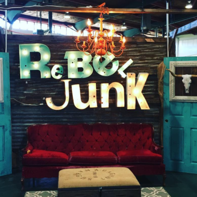The DeRocher in Rebel Junk Vintage