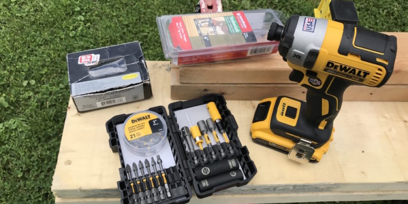 DeWalt MAX Impact 35 Piece Bit Set Review – Drive On!