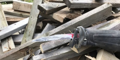 Milwaukee AX With Carbide Teeth Review – A Real Nail Biter