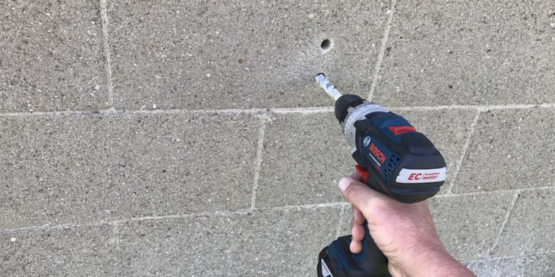 Bosch HDH183 Hammer Drill Review – A Cordless Way To Beat The 'Crete