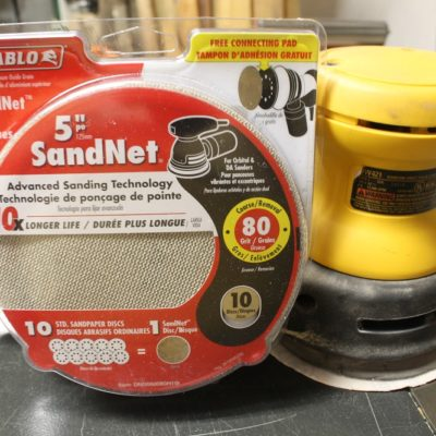 Diablo Sandnet – This 5″ Sanding Disc Will Give 'em Hell