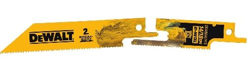 Dewalt media event 2017 the nashville edition home fixated snap in two recip saw blade greentooth