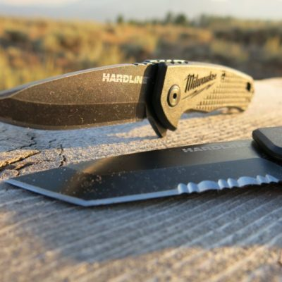 Taking a Hard Look at the Milwaukee Hardline Knives